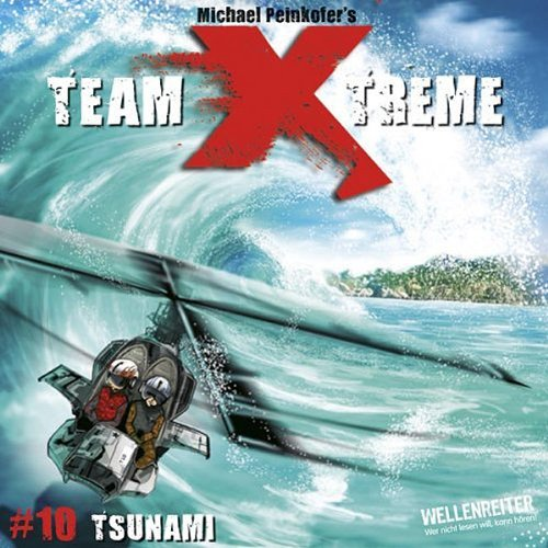 Tsunami cover art