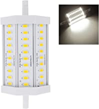 Gecheer R7S 12W 30 5630 SMD 118mm J118 LED Corn Lamp Bulb Light Floodlight Energy Saving High Brightness