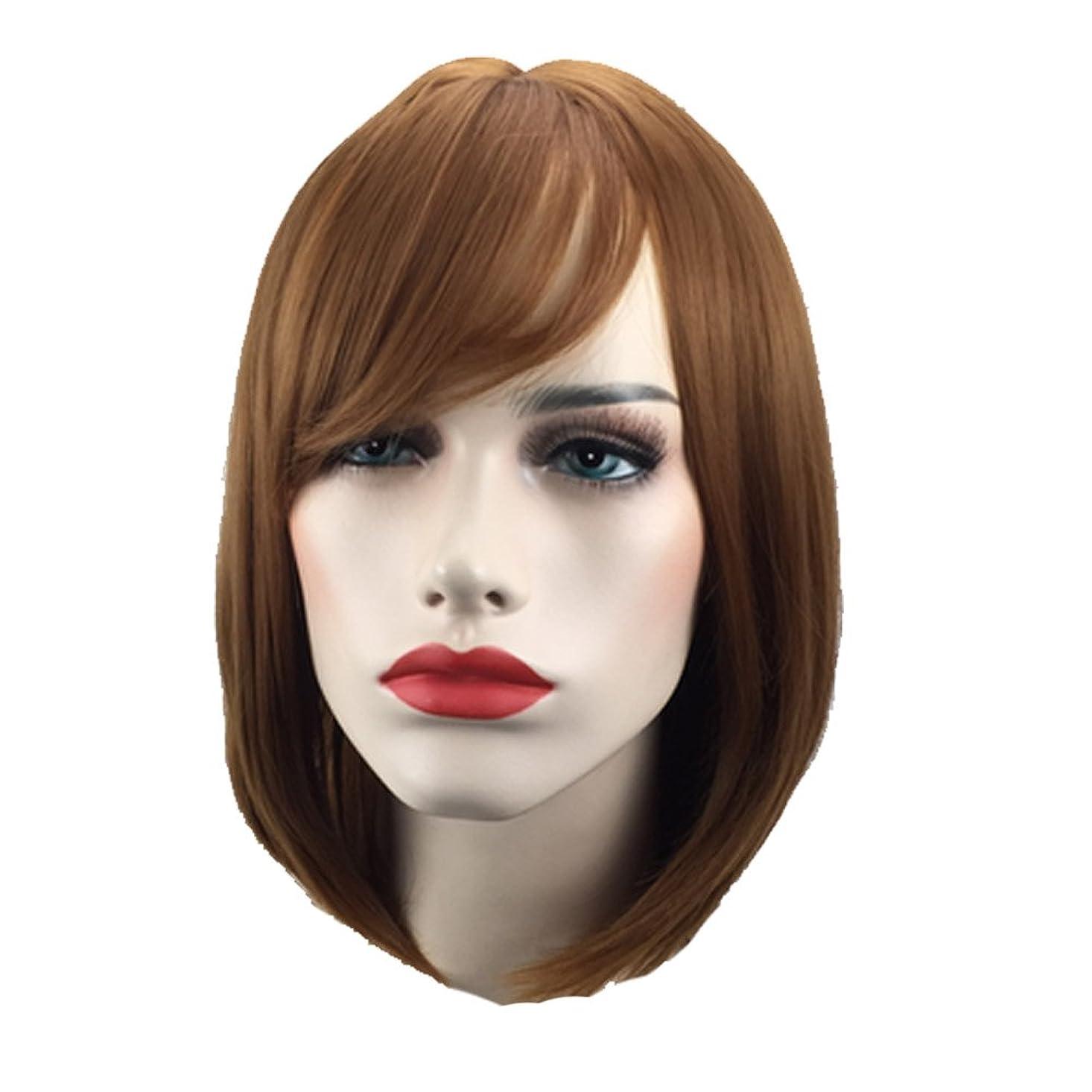 そしてまさに盗難Merssavo 70/80CM女性ファッションレディアニメロングカーリー波打ちヘアパーティーコスプレフルウィッグ