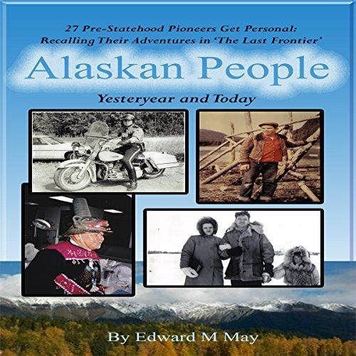 Alaskan People audiobook cover art