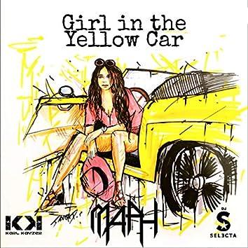 Girl in the Yellow Car