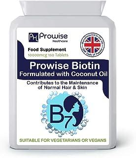 Biotina formulada con aceite