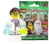 レゴ (LEGO) ミニフィギュア シリーズ11 科学者(女性の科学者) 未開封品 (LEGO Minifigure Series11 Scientist) 71002-11