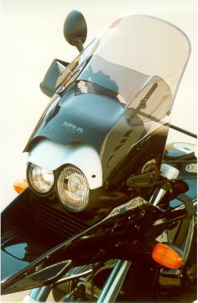 Plexi Touring Regolabile Fume Grigio Auto