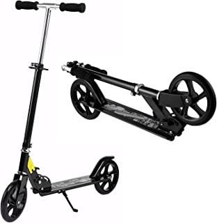 YUEBO Scooter Adulto Patinete Plegable Patinete niño 8 añ