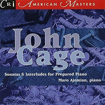 John Cage: Sonatas and Interludes for Prepared Piano