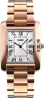 Analog Wrist Watch for Women - Ladies Analog Waterproof Dress Quartz Watches Casual Fashion Water Rsistant Wristwatch with...