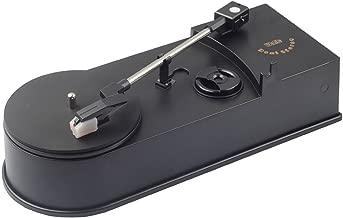 Mini Portable Plastic USB Portable Mini Phonograph Turntable Vinyl Audio Player Support Turntable Convert LP Record MP3 CD Players