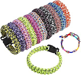 Paracord Bracelet Woven 8.25