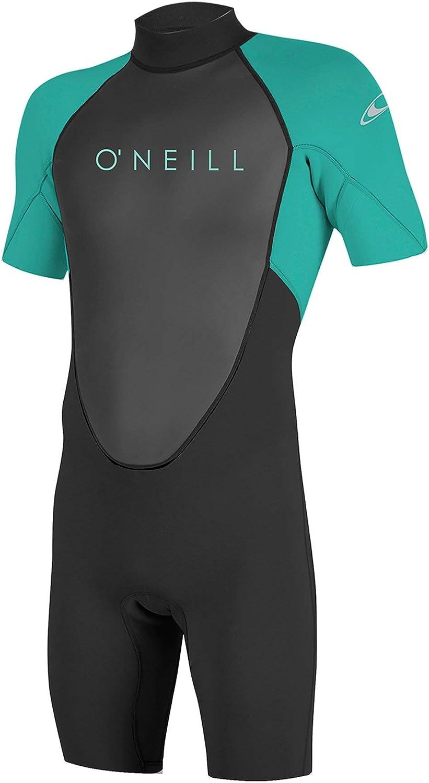 O'Neill 2019 Youth Reactor II 2mm 2mm 2mm Back Zip Shorty Wetsuit schwarz Aqua 5045 Age - 6Y B07L59H393  Starke Hitze- und HitzeBesteändigkeit 97e74d