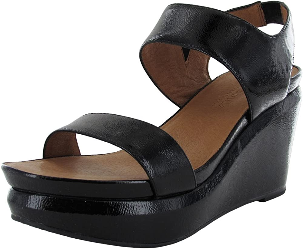 Gentle Souls Womens Juniper Berry 3 PA Platform Sandal Shoe