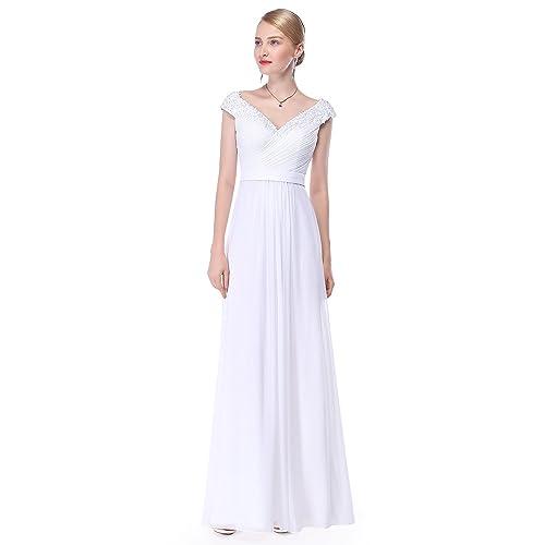 2b1f82d15c17 Ever-Pretty Juniors Beaded Off Shoulder Long Prom Dress 08633