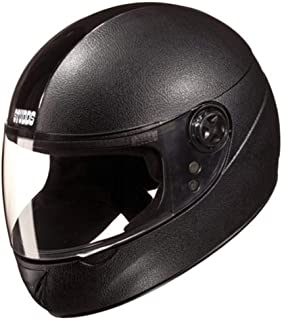 Studds Chrome Elite 540mm Helmet Size, Large (Black)