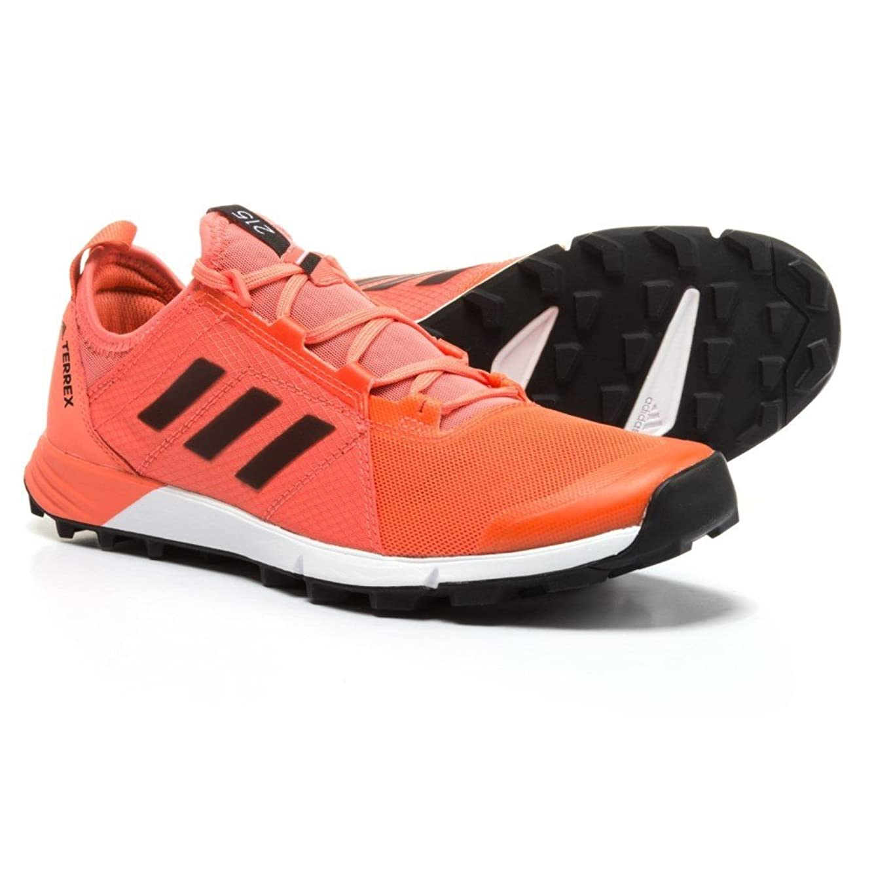 ピッチ外交メタルライン(アディダス) adidas レディース ランニング?ウォーキング シューズ?靴 outdoor Terrex Agravic Speed Trail Running Shoes [並行輸入品]