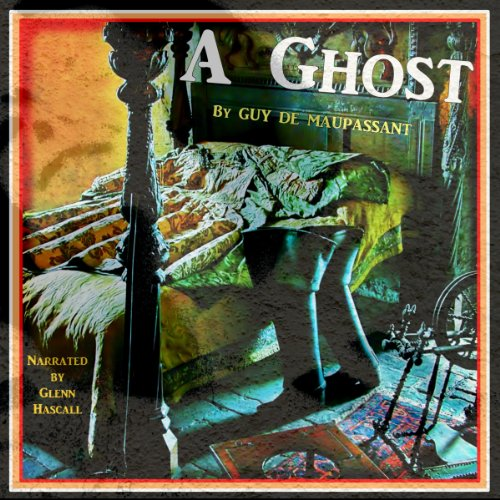 A Ghost cover art
