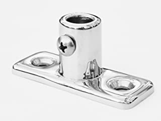 """Marine Grade Stainless Steel Boston Whaler Stanchion End for Rail OD 3/4"""" - Stanchion End"""
