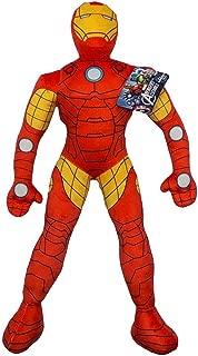 Marvel Civil War Movie Iron Man Plush Pillow Buddy