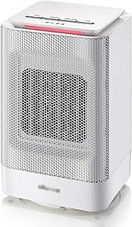 CPPI-1 CXLO Calefactor cerámico,Calefactor Eléctrico, Portatil Ventilador Calentador Estufa de PTC Cerámica 950W con 3 Modos, para Espacio Pequeño, Dormitorio, Oficina, Hogar,etc