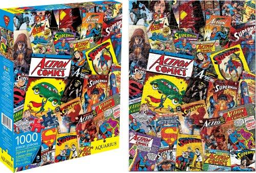 AQUARIUS DC Comics- Superman 1000PC Puzzle