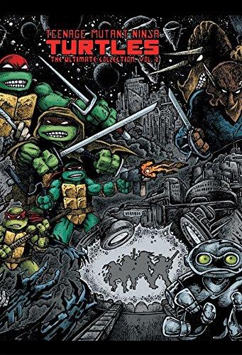 Teenage Mutant Ninja Turtles: The Ultimate B&W Collection...