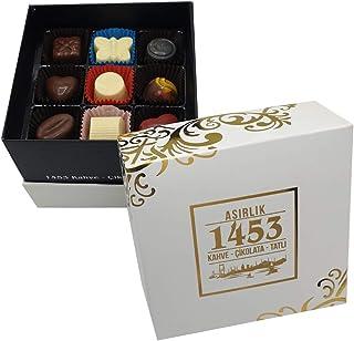 Hediyelik Karma Dolgulu Special Çikolata Küp Kutu ( 335 gr )