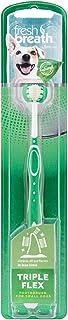 TropiClean Fresh Breath Triple Flex Toothbrush, Small