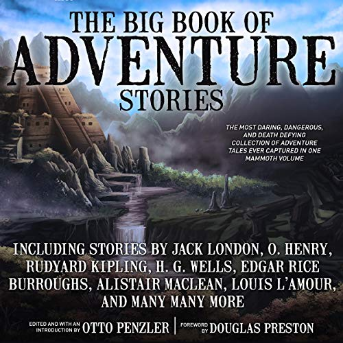 The Big Book of Adventure Stories audiobook cover art