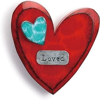blue heart wood