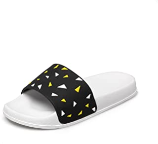 Joddie Haha Sandals Casual Home Slippers Indoor Floor Shoes Women's Candy Color House Summer Slippers Indoor Massage Shoes Plus Size
