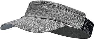 WRELS واقي الشمس للرجال والنساء، قبعة لينة خفيفة الوزن قابلة للتعديل، قبعة سريعة الجفاف للرياضات الخارجية