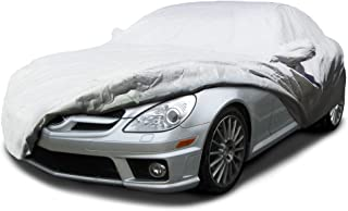 CarsCover Custom Fit Mercedes Benz SLK / SLC Class 200 230 250 280 300 320 350 AMG 32 43 55 Car Cover Heavy Duty Weatherproof Ultrashield Covers MB SLK250 SLK350 SLK55 SLC300 SLC43