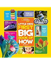 National Geographic Little Kids First Big Book of How