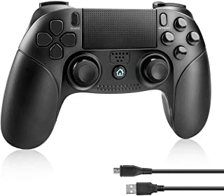PS4 Controller Number-one PS4 Game Controller Wireless Bluetooth Controller for Playstation 4 Dual Vibration Shock Joystic...