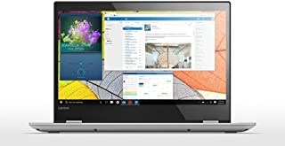 Lenovo Yoga 81C8009-JAX 2-in-1 Laptop, Intel Core i7-8550U, 14 Inch, 1TB, 8GB RAM, 2 GB, Windows 10, Eng-Ara KB, Grey