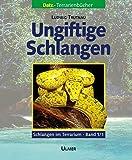 Schlangen im Terrarium. Haltung, Pflege und Zucht / Ungiftige Schlangen: 2 Bücher im Set, Bd. 1/1 und 1/2. (Schlangen im Terrarium) (Datz Terrarienbücher)