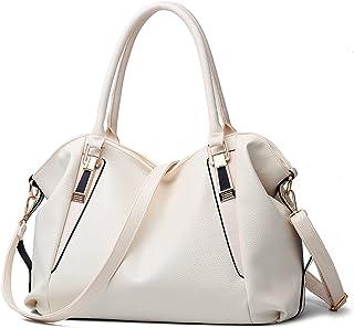 Fashion Women Handbag PU Handbags Office Ladies bolso de hombro portátil señoras bolsos a la venta