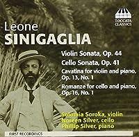 Chamber Music by Sinigaglia (2011-03-08)