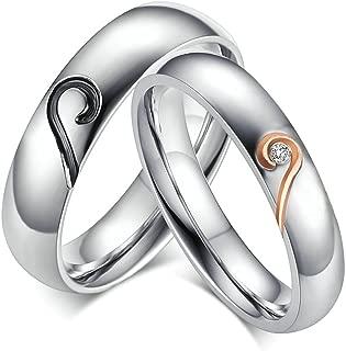 Best white gold wedding rings in ghana Reviews