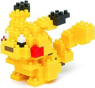 Nanoblock Pokemon Pikachu Building Kit