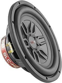 "DS18 SLC-MD10 Car Subwoofer Audio Speaker - 10"" in. Polypropylene Cone, Black Steel Basket, Dual Voice Coil 4 Ohm Impedanc... photo"
