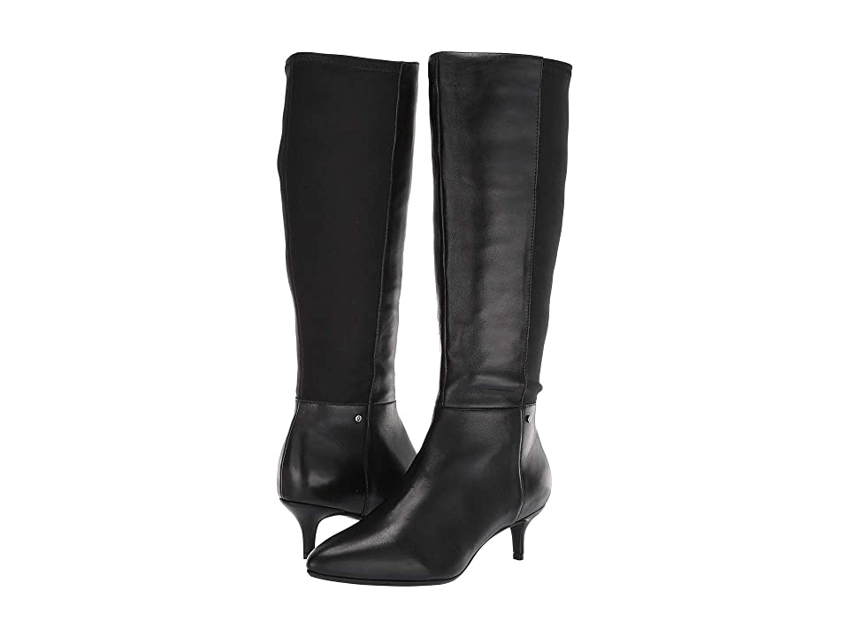 Sudini Beverly (Black Leather) Women