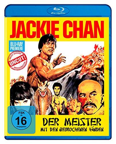 Jackie Chan-der Meister mit Den Gebrochenen Hnd [Blu-Ray] [Import]