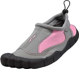 أحذية مياه NORTY للنساء سريعة الجفاف جوارب مائية للرياضة المائية للشاطئ وحمام السباحة وركوب القوارب وركوب الأمواج