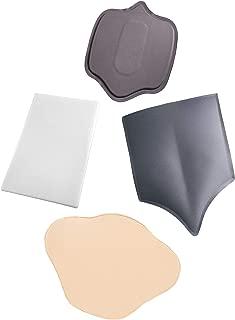 BE SHAPY M&D Post Surgery Ab Lipo & Back Board Liposuction Combo Tabla Abdominal y Lumbar