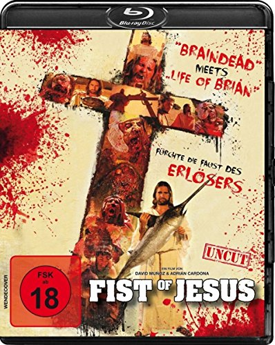 Fist of Jesus [Blu-ray]