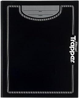 Rexel Trapper 2-Pocket & Prong Card Folder A4 Black