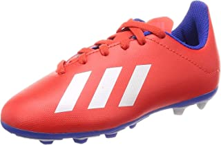 Adidas X 18.4 Flexible Ground Junior Football Shoes For Kids