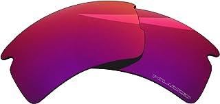 BlazerBuck Anti-salt Polarized Replacement Lenses for Oakley Flak 2.0 XL OO9188