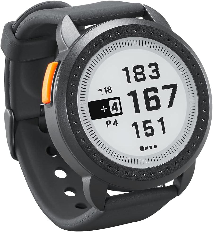 Smartwatch Bushnell Ion Edge Golf GPS Touchscreen Black 362130