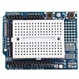 protosh ield Extension Prototype Platine avec mini Expansion à pain pour Arduino Uno maga Nano par Robot